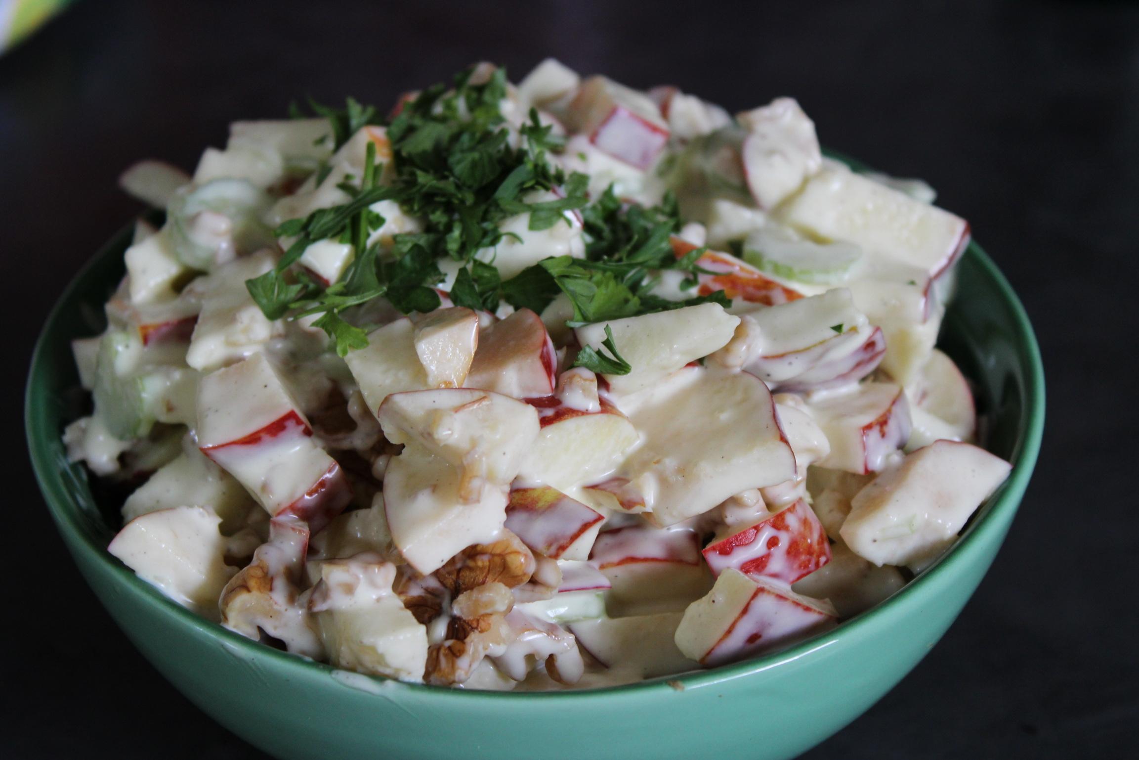 Waldorf Salad Recipe Mary Berry